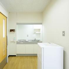 みわ記念病病室(特別室/キッチン)