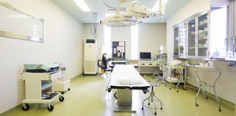 みわ記念病院手術室
