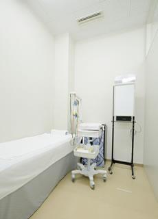 みわ記念病院健診センター心電図検査室